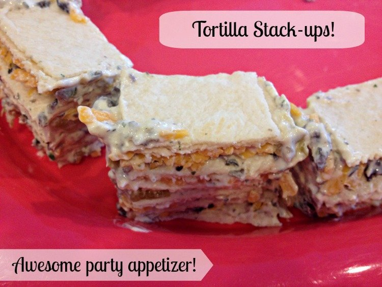tortilla stack-ups