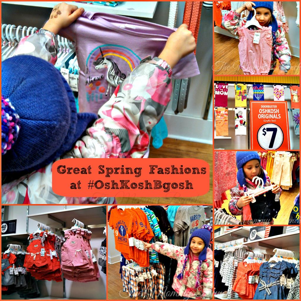 Oshkosh collage