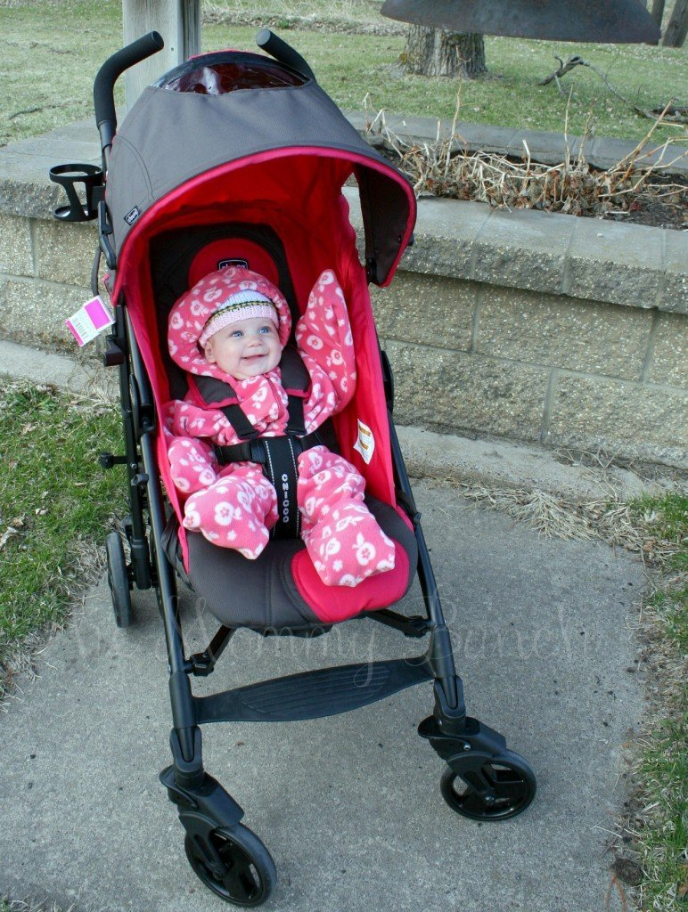 The Chicco Liteway – Great Lightweight Stroller