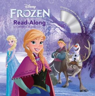 Continue the Frozen fever with Disney's Frozen Storybook App, best-selling books, and Musical Magic Elsa and Anna dolls!