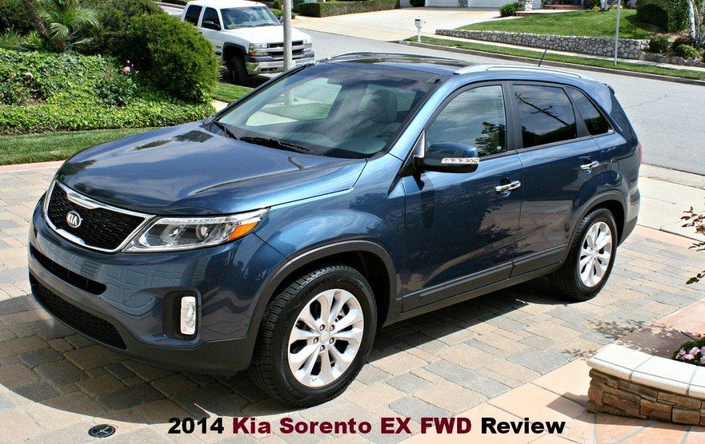 2014 Kia Sorento EX FWD Review