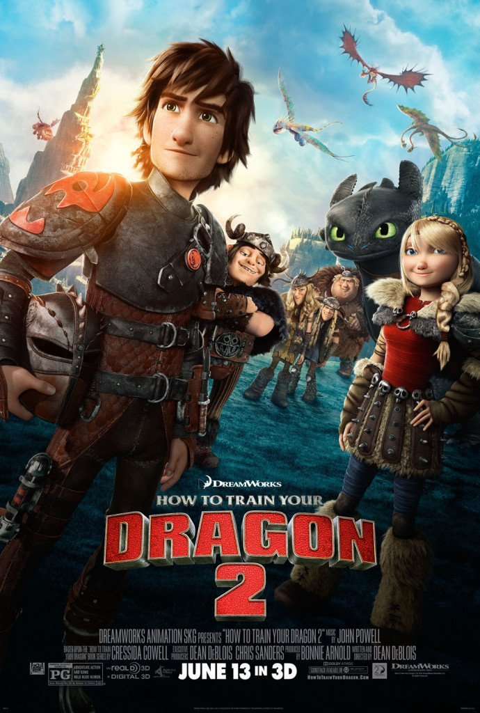 See How to Train Your Dragon 2 in IMAX!