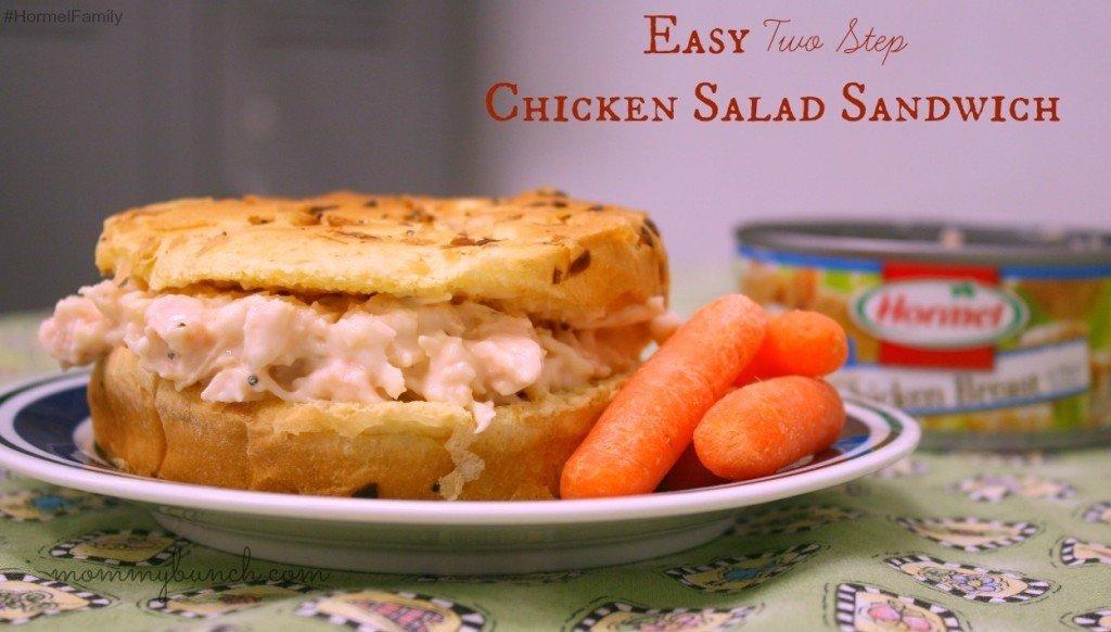 hormel chicken salad sandwich