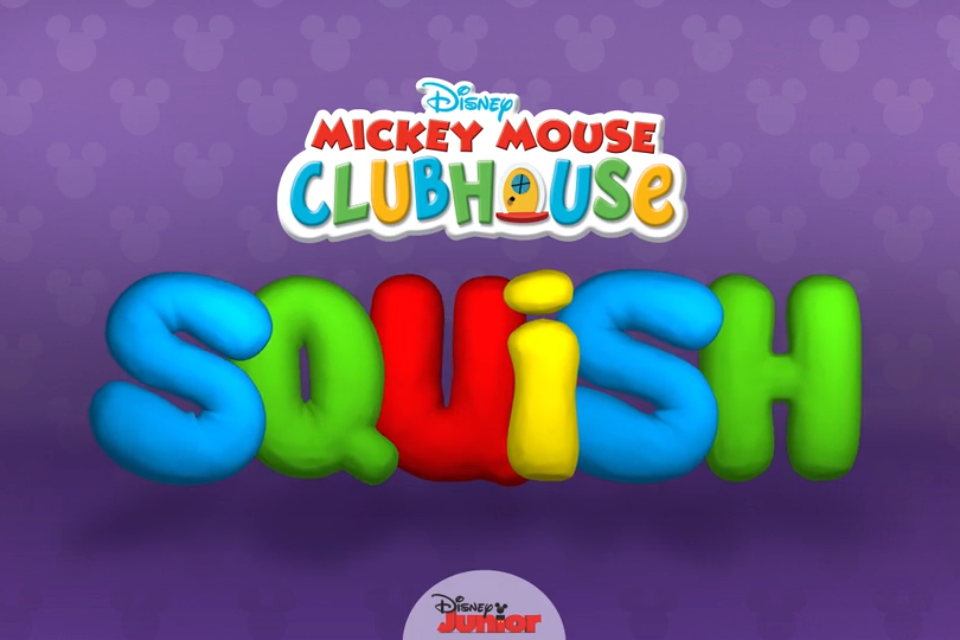 Mickey Mouse Squish App