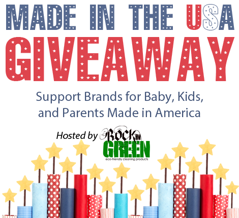 Made in the USA #giveaway – featuring 21 prizes from American made brands!