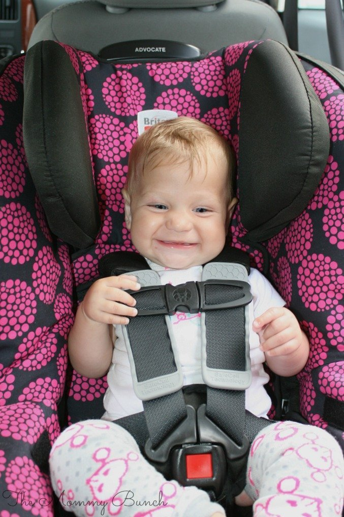 Britax Advocate – Because Safety Matters