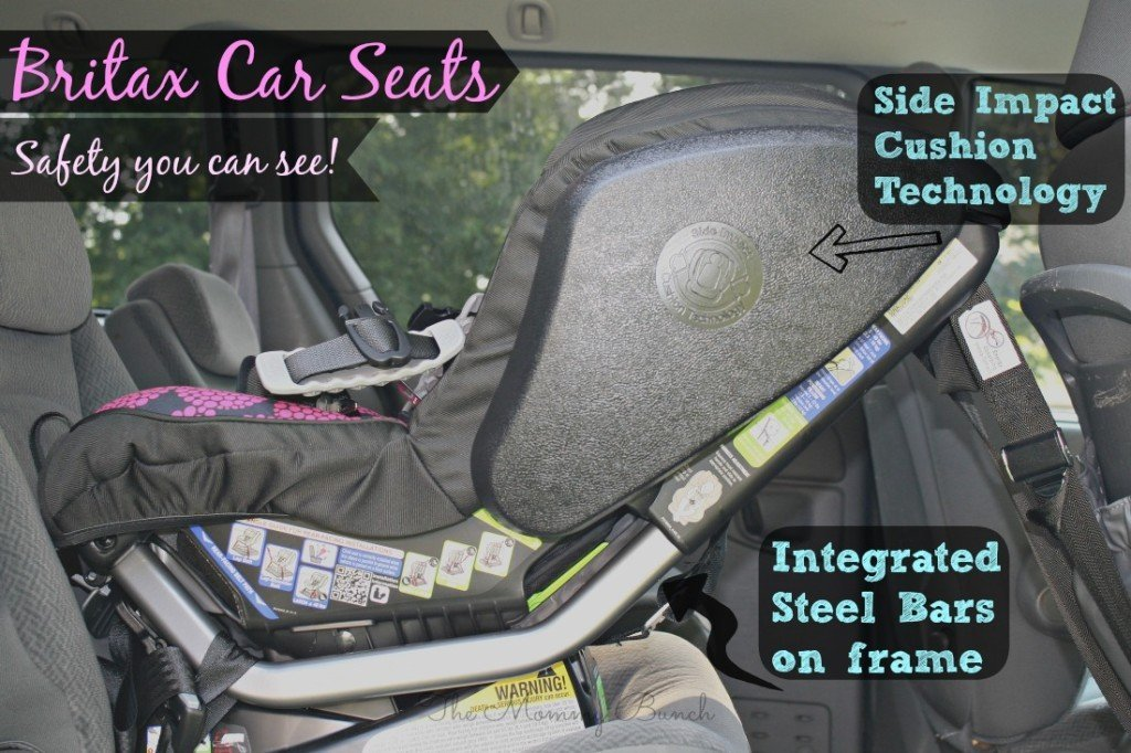 Britax Advocate - Because Safety Matters | The Mommy Bunch