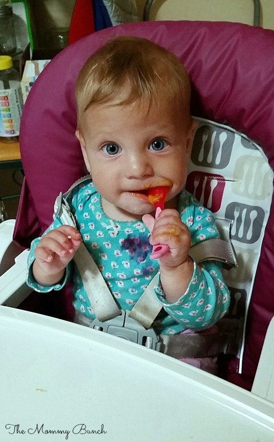 gusto eating sweet potatoes