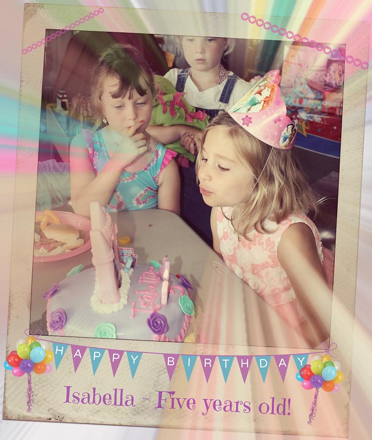 Isabella Birthday