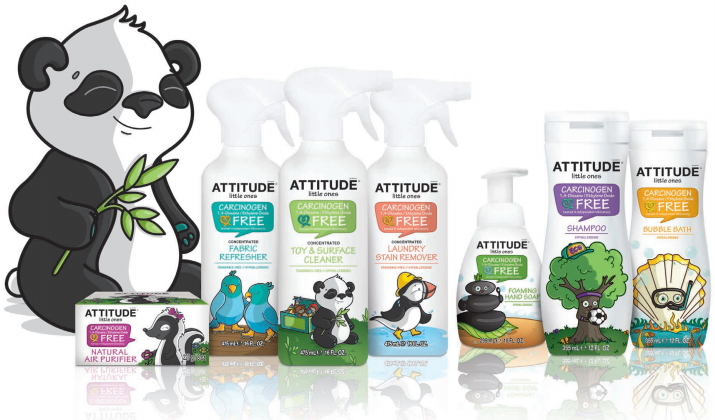 attitude products