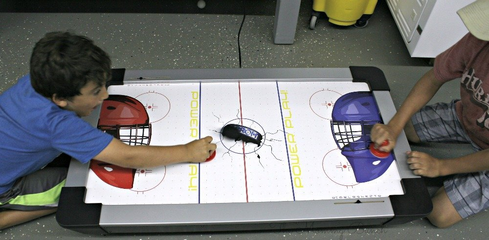 carrom hockey game