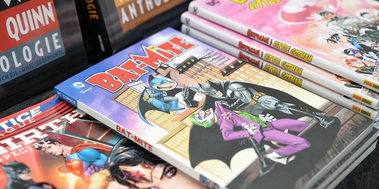 The Benefits of Reading Comic Books and Graphic Novels