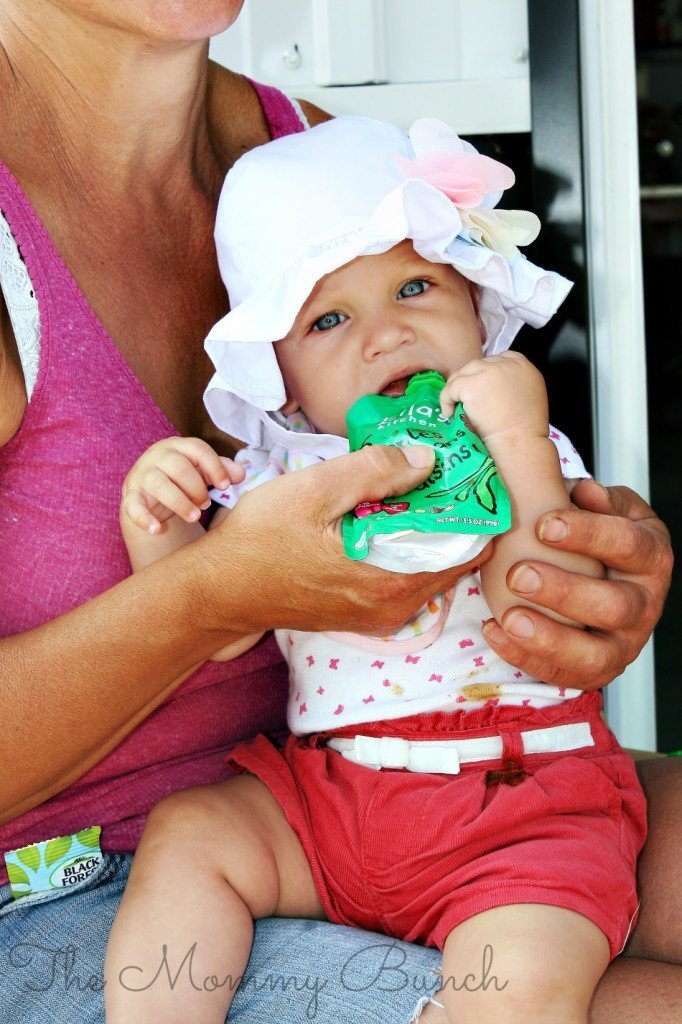 How to feed your baby real food – just like you eat!