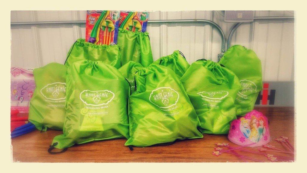 knot genie packs