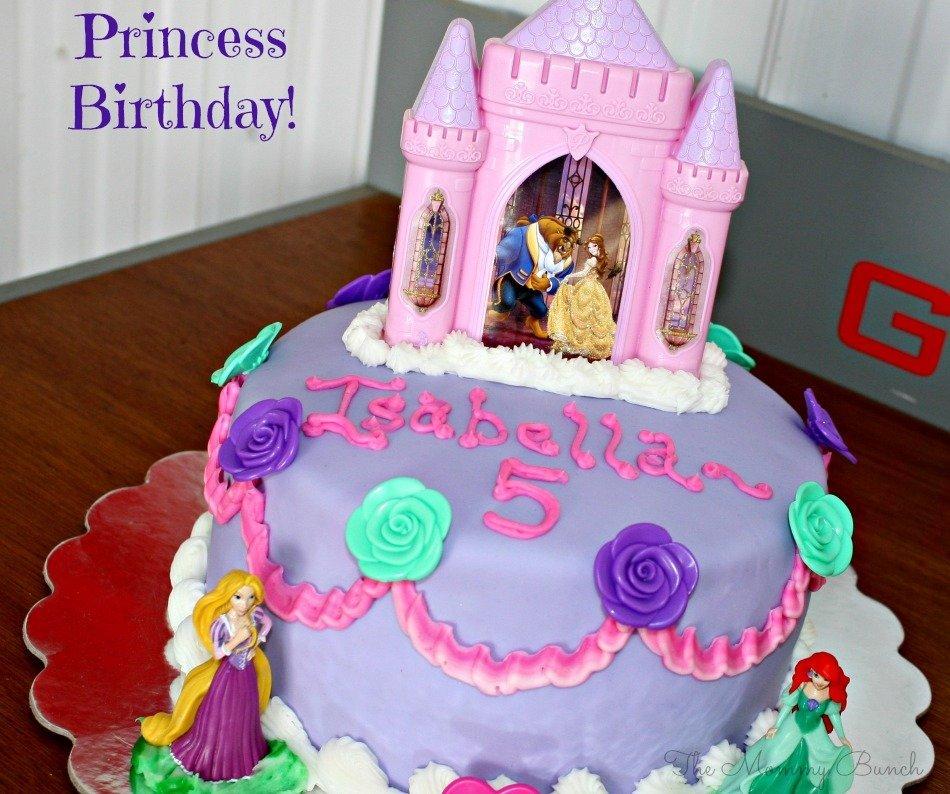 knot genie princess birthday