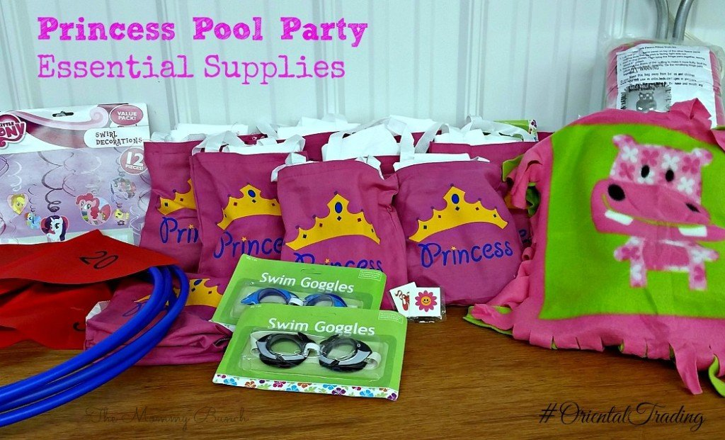 oriental party supplies