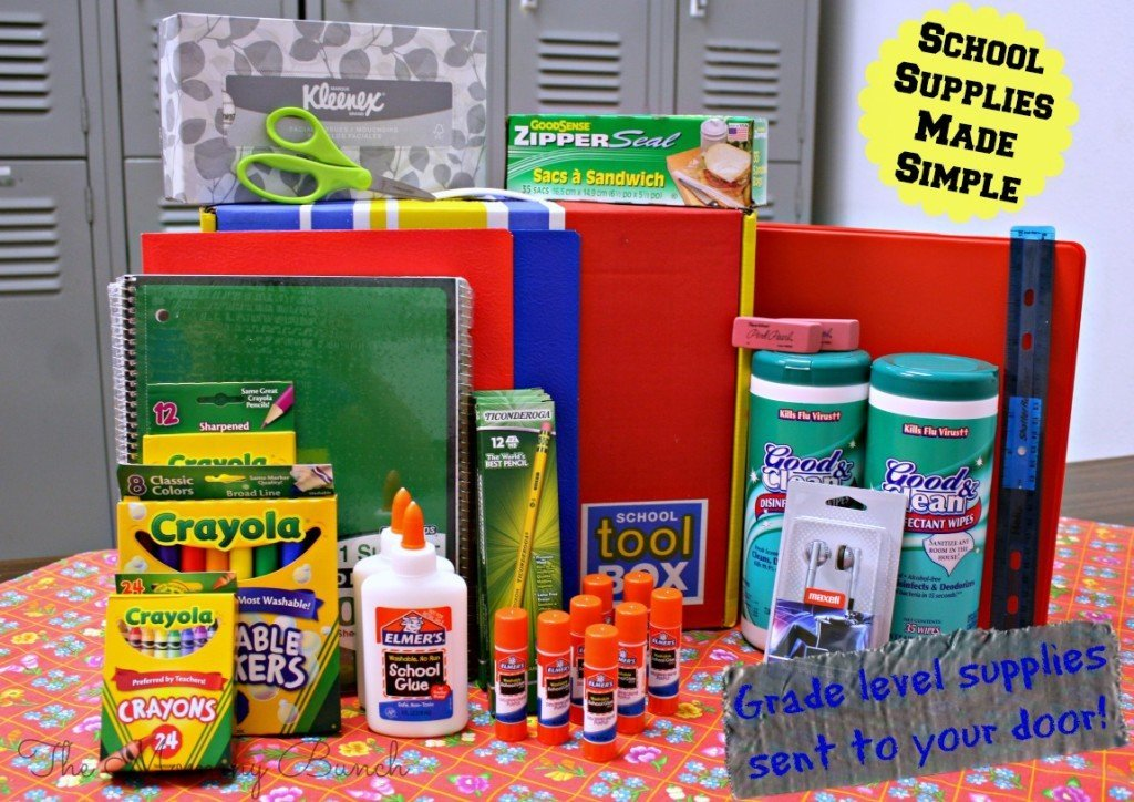 school tool box products
