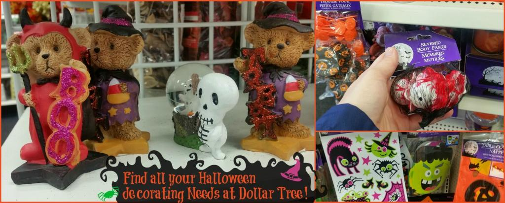 Spooktacular Deals at Halloween Headquarters – Dollar Tree!