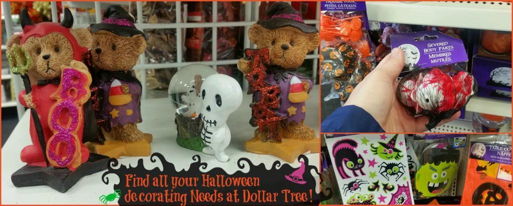 Spooktacular Deals at Halloween Headquarters – Dollar Tree!