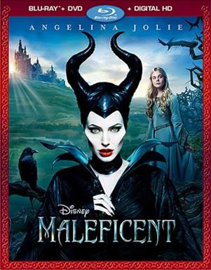 Disney's Maleficent on Blu-ray/DVD with Bonus Features!