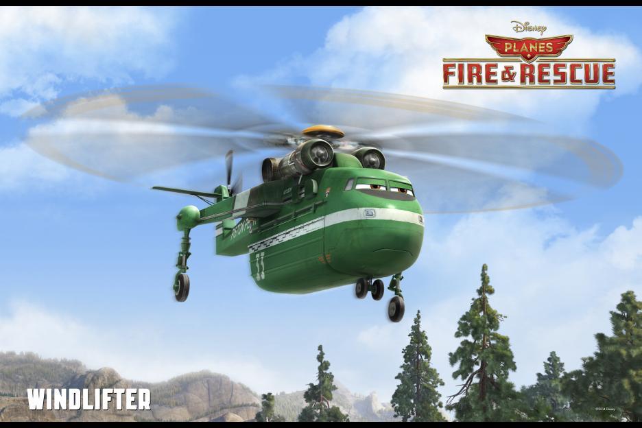 planes - windlifter