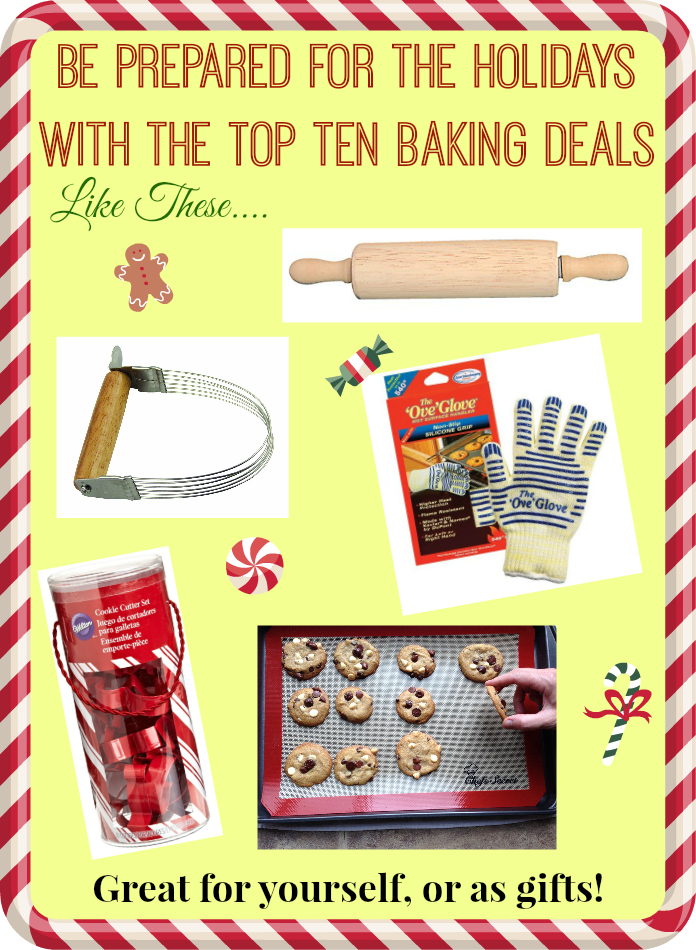 Best Gifts for Bakers – Top Baking Deals!