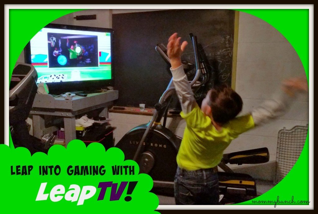LeapTV is here and we love it!