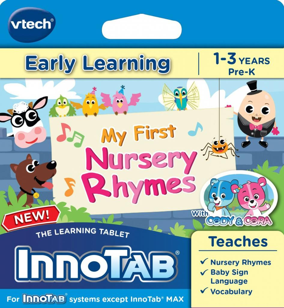 vtech nursery rhymes