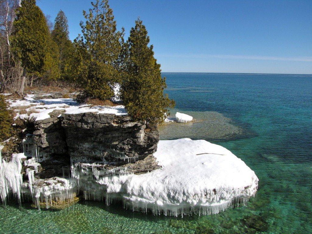 Cave Point-Door County (11)