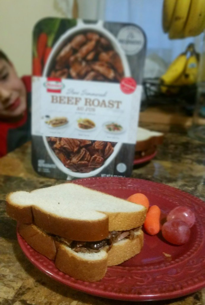 hormel roast beef