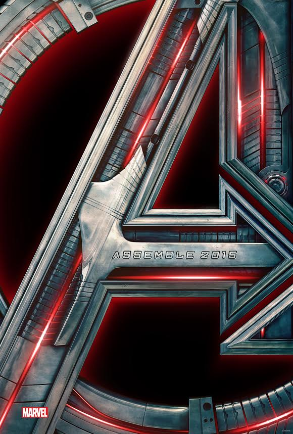 We Can't Wait! Marvel's AVENGERS: AGE OF ULTRON will hit theaters May 1, 2015!