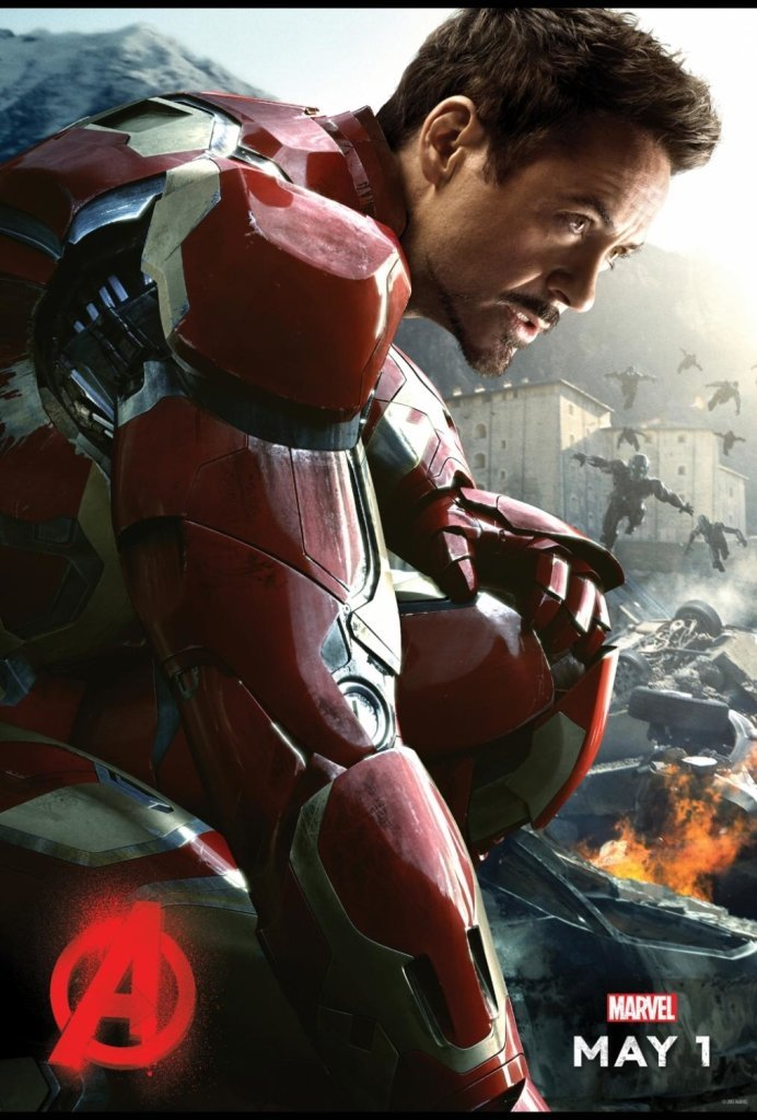 Avengers Age of Ultron – New Iron Man poster!