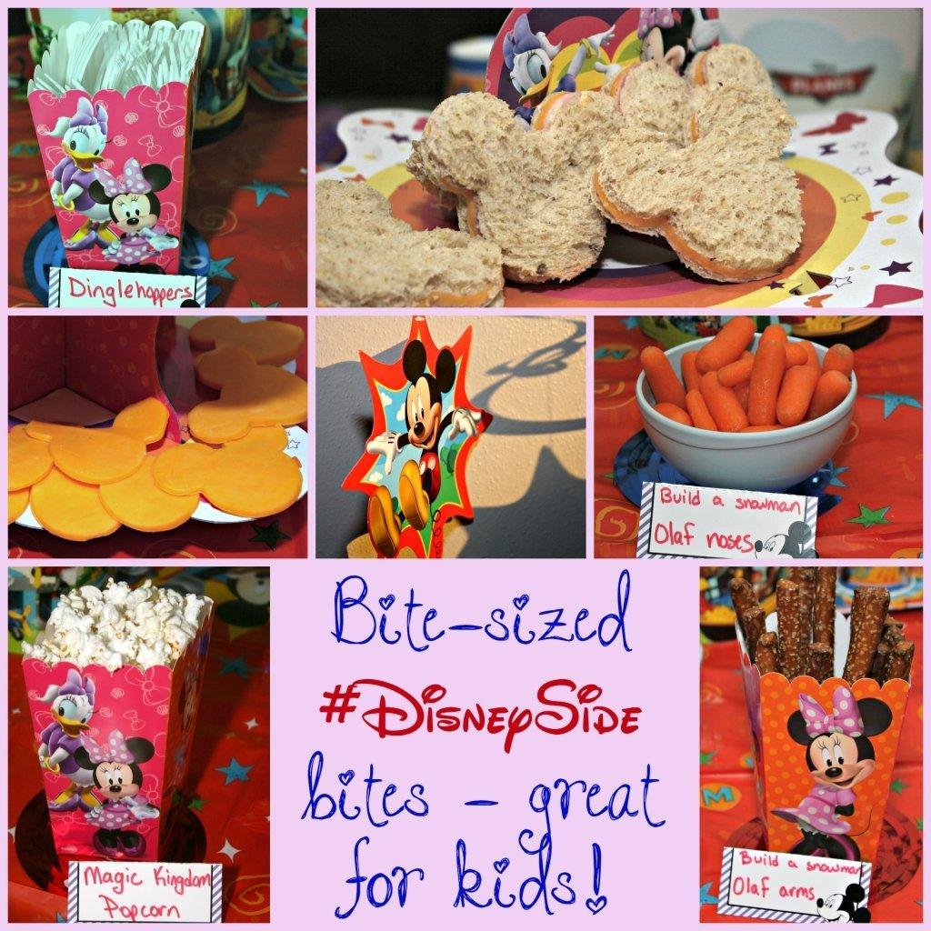 DisneySide party food