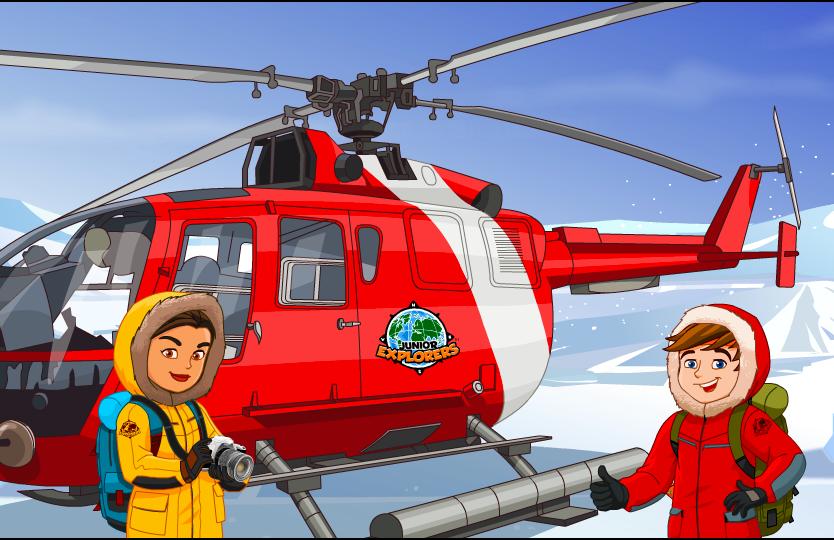 Junior Explorers Mission Arctic