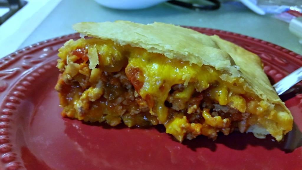 Cilantro Taco Pie