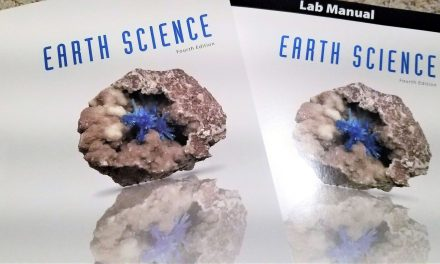 Earth Science Course From BJU Homeschool – Review