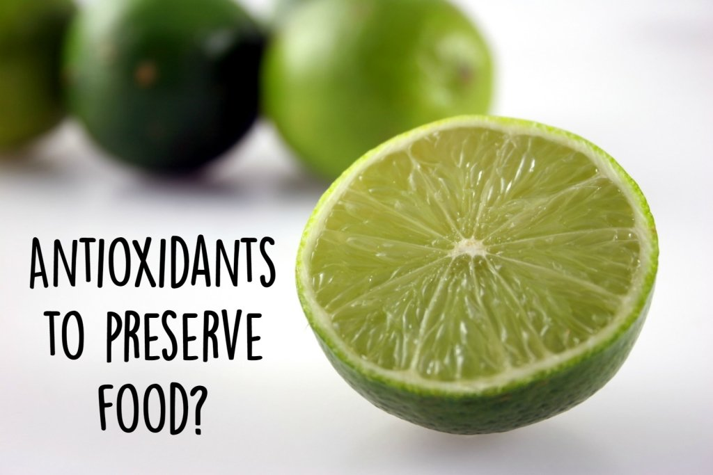 Lime - antioxidants