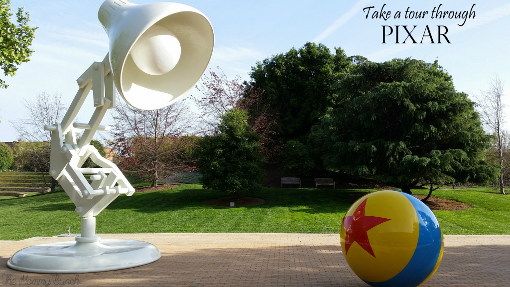 A tour through Pixar