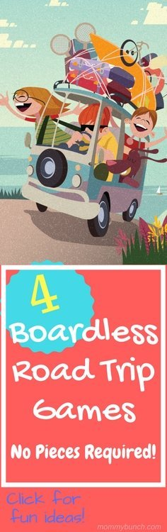 The car is packed, the snacks ready are to go, and the kids are buckled in. The only problem? You've got hours in a crowded car standing between you and your destination. You need some fun road trip games for kids!