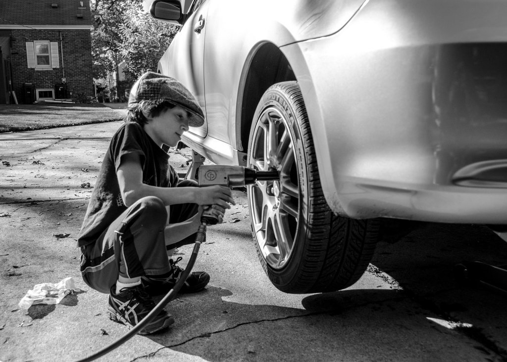 Tire Buying Tips from Goodyear
