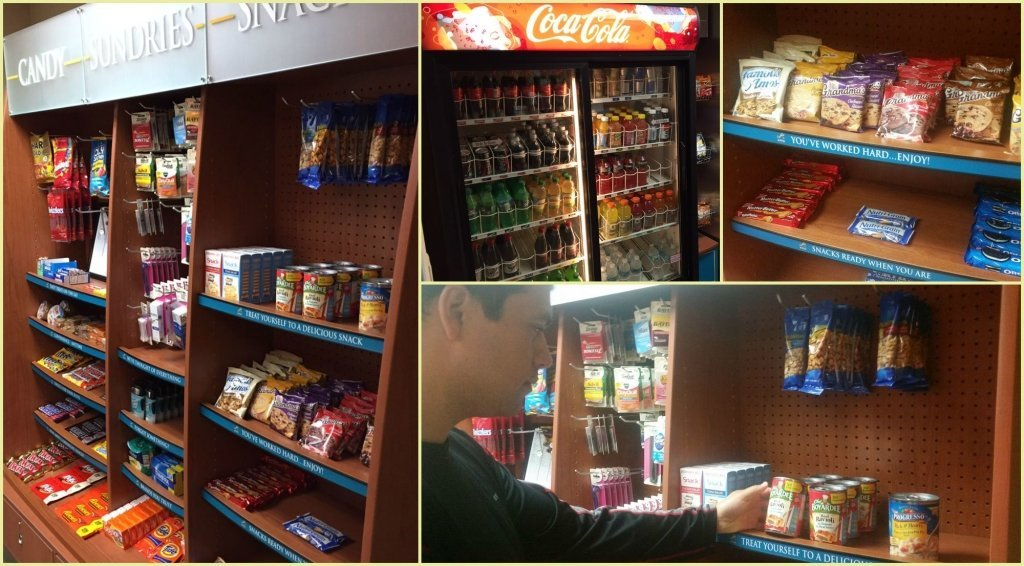 Pantry Collage