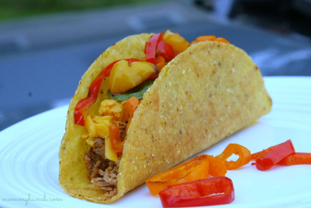 Meals Made Easy: Five Minute Tacos