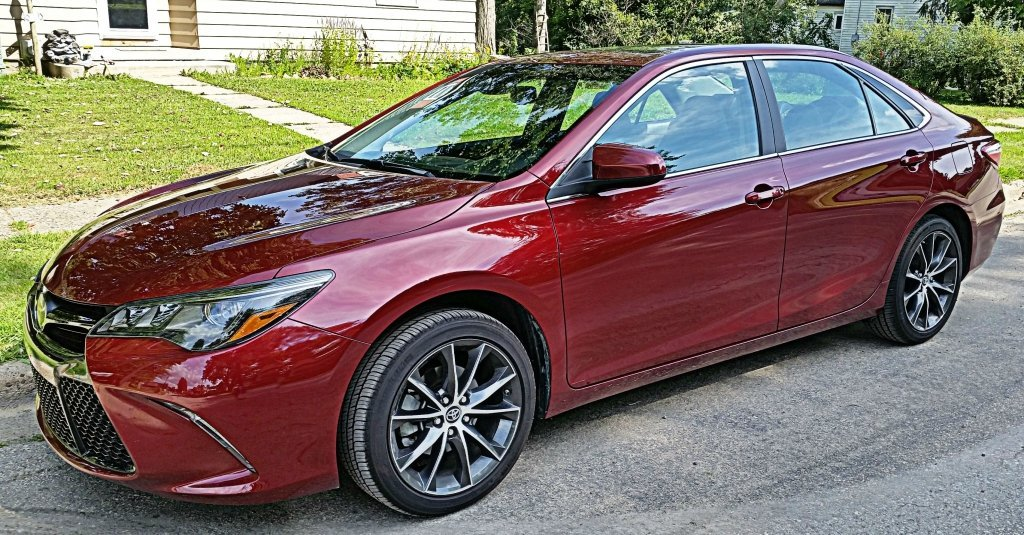 Toyota Camry XSE – Drive like you mean it!