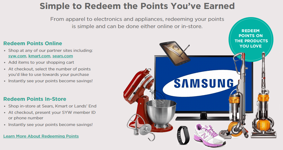 reward partners how to redeem