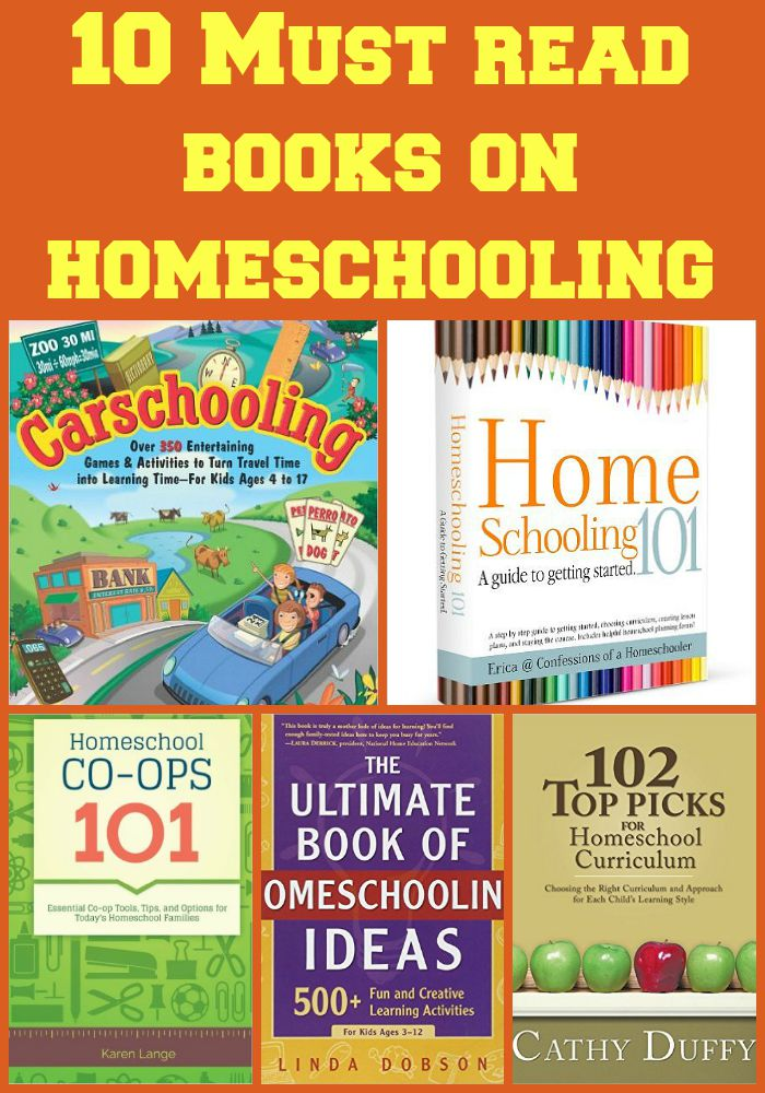 10 Must Read Books on Classical Homeschooling