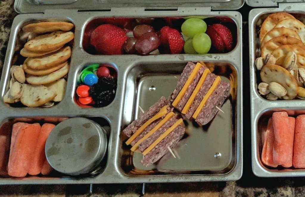 Kids Lunch Example