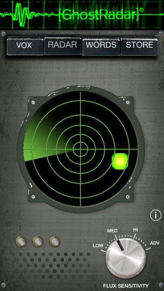 ghots radar