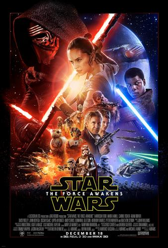 Star Wars The Force Awakens – December 18