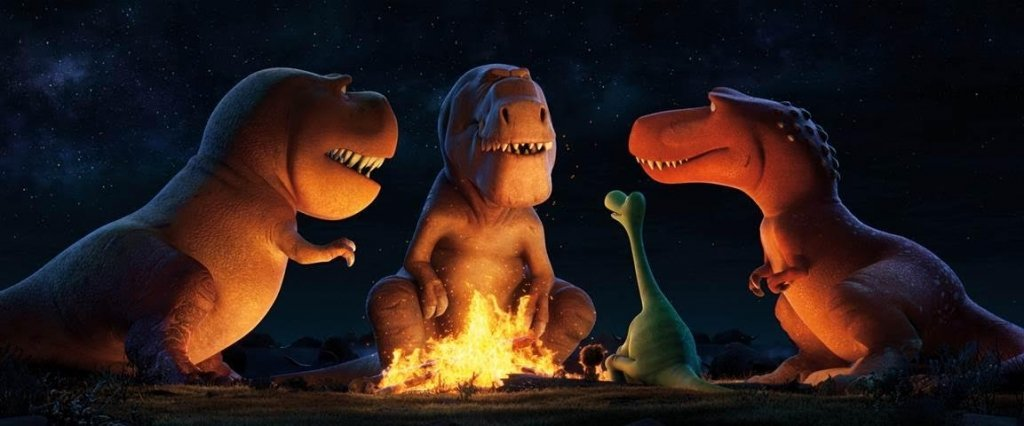 Dino Week with The Good Dinosaur