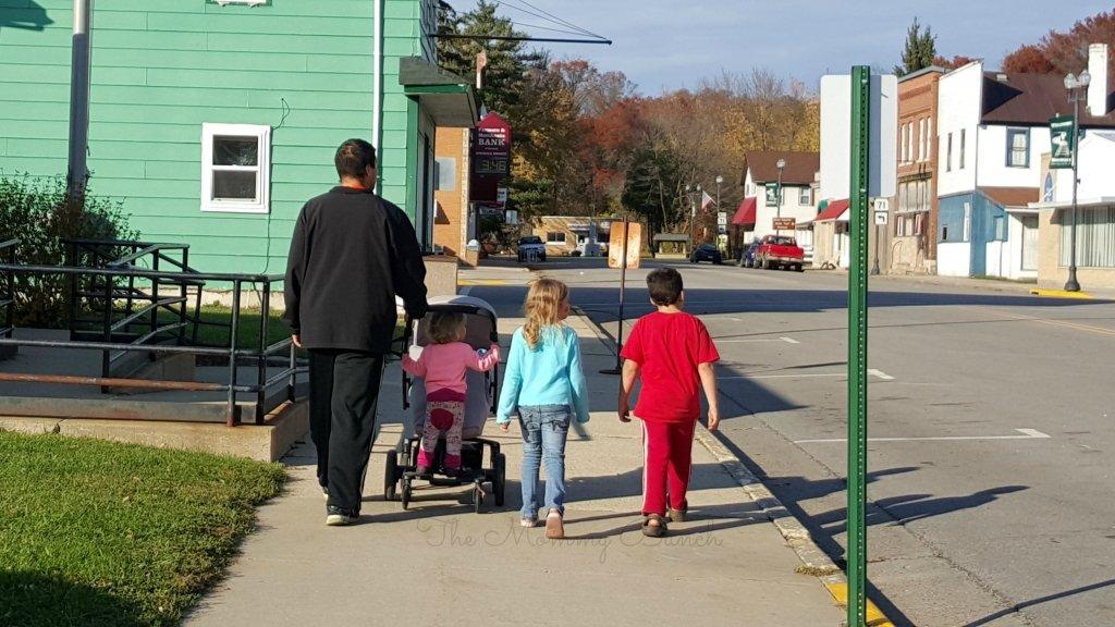 Family Walking Stroller